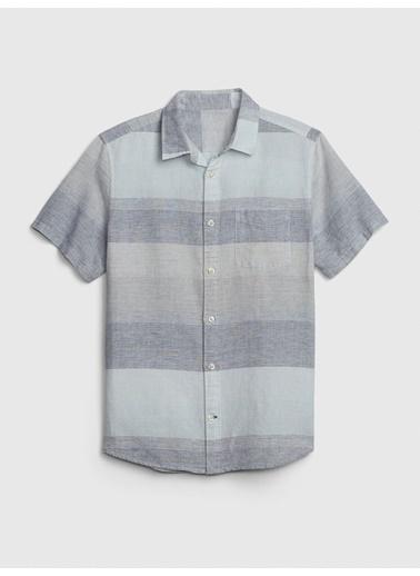 Gap Gömlek Gri